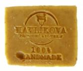 Havlíkova přírodní apotéka Zjemňující a zklidňující olejové mýdlo rakytník