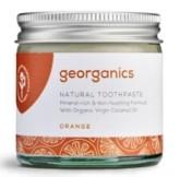 Georganics Zubní pasta plná minerálů - Pomeranč