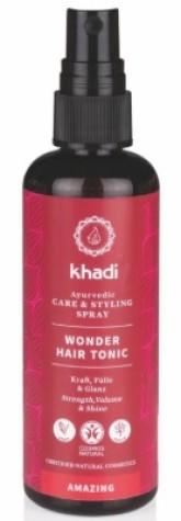 Khadi Úžasné vlasové tonikum - pečující a stylingový sprej