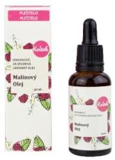 Kvitok Organický malinový pleťový olej