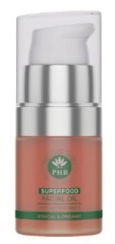 PHB Ethical Beauty Superfood pleťový olej
