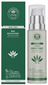 PHB Ethical Beauty Rozjasňující Bio Gel s Aloe, Neroli & Immortelle