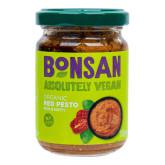 BONSAN  BIO  Pesto červené 130 g