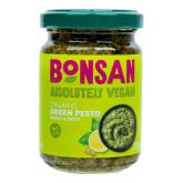 BONSAN  BIO  Pesto zelené 130 g