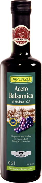 RAPUNZEL  Bio balsamikový ocet RUSTICO
