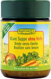 RAPUNZEL  Bio zeleninový vývar bez droždí 160 g