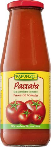 RAPUNZEL Bio passata: drcená rajčata