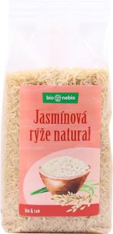 bio*nebio  Bio rýže jasmínová natural