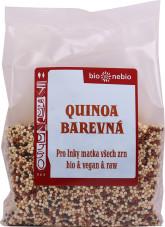 bio*nebio Quinoa barevná 250 g BIO