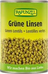 RAPUNZEL  Bio zelená čočka sterilovaná