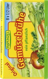 RAPUNZEL  Bio zeleninový vývar v kostce