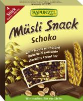 RAPUNZEL  Bio čokoládová müsli tyčinka 4 x 29 g