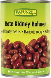 RAPUNZEL  Bio červené fazole sterilované