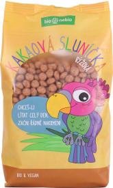 bio*nebio Kakaová sluníčka rýžová BIO