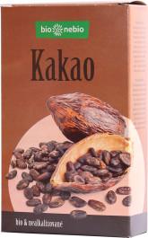 bio*nebio  Bio kakaový prášek