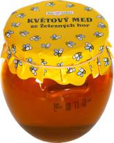 bio*nebio  Květový med ze Železných hor 650 g