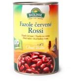 BIOLINE  Fazole červené Rossi sterilované BIO
