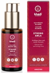 Khadi vlasový olej MOCNÁ AMLA