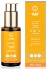 Khadi vlasový olej VITALITA stimulující růst vlasů