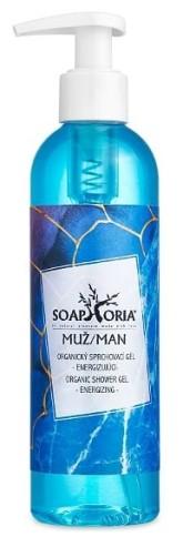 Soaphoria Soapgasm Muž, Přírodní sprchový gel