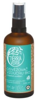 Tierra Verde Osvěžovač vzduchu BIO Chladivé osvěžení