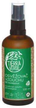 Tierra Verde Osvěžovač vzduchu BIO Eukalyptus