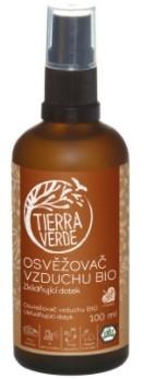 Tierra Verde Osvěžovač vzduchu BIO Zklidňující dotek