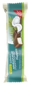 RAPUNZEL  Bio kokos v mléčné čokoládě 50 g