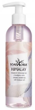 Soaphoria Organický sprchový gel HIMALAY - gél s himalájskou solí 250ml