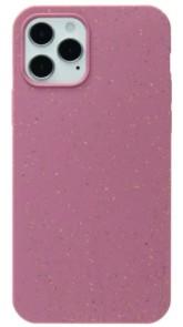 Pela Case Kompostovatelný obal na iPhone 12 / 12 Pro - Cassis Slim