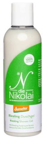 dieNikolai Rieslingový sprchový gel