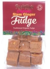 Roskilly´s Organic Fudge karamelky se zázvorem
