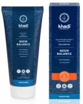 Khadi elixír šampon Neem Balance