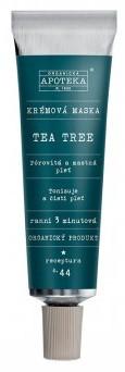 Havlíkova přírodní apotéka Krémová maska Tea tree (receptura č.44)