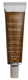 Havlíkova přírodní apotéka  Krémová maska Čokoláda (receptura č.66)