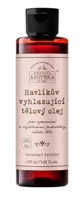 Havlíkova apotéka Havlíkův vyhlazující tělový olej