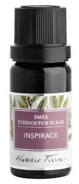 Nobilis Tilia Směs éterických olejů Inspirace