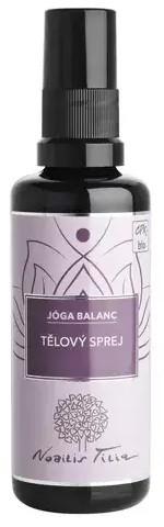Nobilis Tilia Tělový sprej Jóga balanc