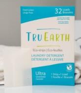 Tru Earth Bezodpadový Prací Prášek - Čerstvý len