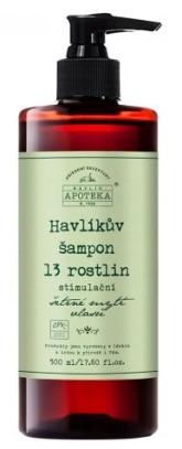 Havlíkova přírodní apotéka BIO Havlíkův šampon 13 rostlin
