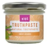 TRUTHPASTE Kids přírodní dětská zubní pasta sladký pomeranč
