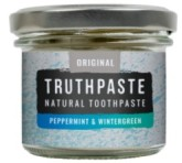 TRUTHPASTE Original přírodní minerální zubní pasta máta a libavka
