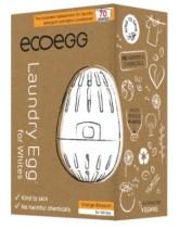 Ecoegg prací vajíčko na bílé prádlo Pomeranč