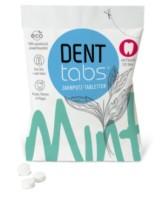DENTTABS přírodní zubní pasta v tabletách s fluoridem