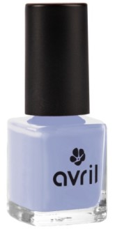 Avril Organic Lak na nehty Bleu Layette n°630