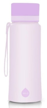 EQUA Plastová lahev Plain Iris bez BPA