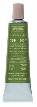 Havlíkova přírodní apotéka CBD pleťový krém