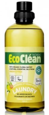Eco Clean Tekutý prací prostředek Svěží citrus