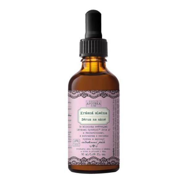 Havlíkova přírodní apotéka Krásná slečna, sérum na akné (30 ml)