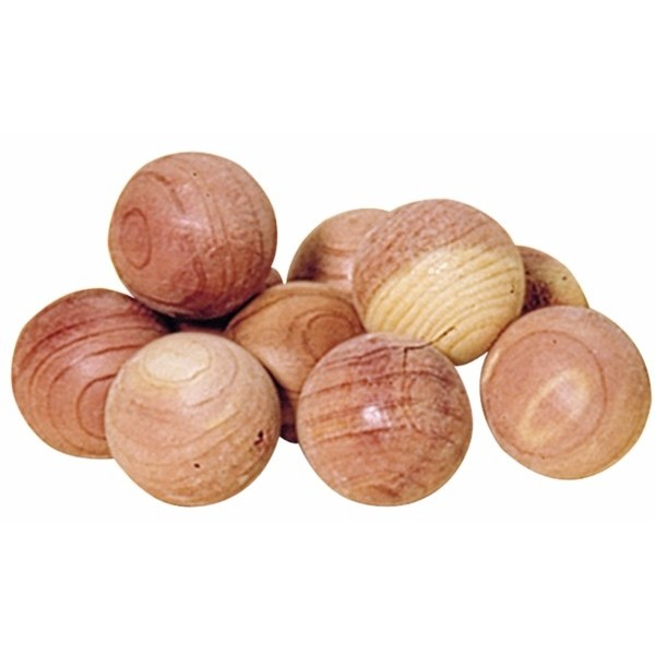 Redecker Kuličky proti molům z červeného cedrového dřeva 10 ks